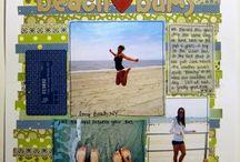 Layouts - Beach, Pool, Lake, Water Park / by Patti Fitzpatrick