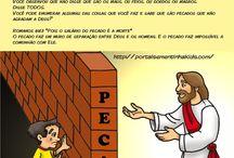 evangelizando crianças