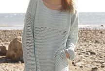 Crochet tops/jumpers