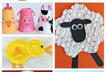 THEME FARM ANIMALS