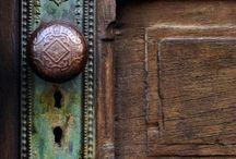 Ручки, двери, вдохновение