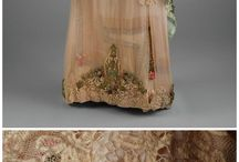 antique dresses
