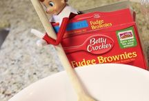 ELF ON THE SHELF IDEAS / by Whitney Hodges