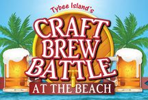 Craft Brew Battle at the Beach / The Tybee Post Theater is staging its first annual Craft Brew Battle at the Beach fundraising event this summer!  About 15 Georgia breweries will provide tastings of their top two craft brews in this year's fun competition to crown the Best Georgia Craft Brew and Best Supporting Georgia Craft Brew!