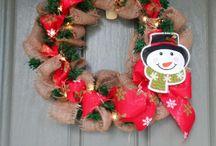 Wreaths by Crystal