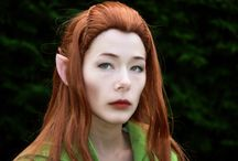 Tolkien theme / Cosplay Inspired by Tolkien
