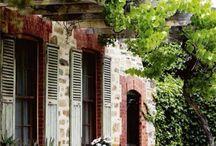 Greymont Huis Courtyard