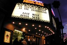 Theaters We Love / Our favorite places and spaces to see film on the big screen.