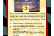 Pedestrian Safety: Preventing Pedestrian Accidents.