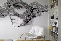 Home art.