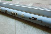 Door Draft Stopper / by Joan Erickson Romano