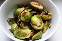 Brussels Sprouts - yes really / So... I like Brussels sprouts:)