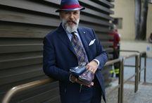 Carlos Santos Shoes & Mr. Gianni Fontana / Pitti Uomo, Florence 2014