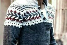 Winter Stylish pick for Men / The winter dress for men in action, stylish and trendy.