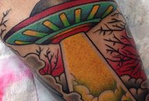 Traditional Tattoos / by Cesar Villalobos