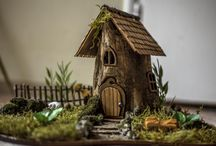 My Fairy Houses