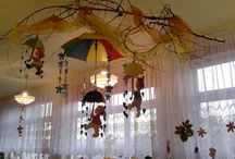 Óvodai dekoráció