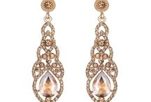 Dames feestelijke sieraden/Special occassions jewerly lady's