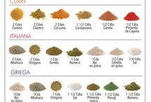 Especias salsas way