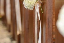 Wedding Church Decorations Aisle