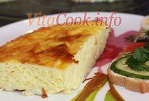 Рецепты - Яйца и молочные продукты