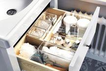 Przechowywanie / Sposoby na przechowywanie rzeczy.