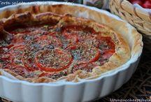 Idee buffet: tartine, stuzzichini e torte salate