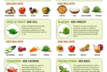 Food Healing / Healing power of eating a proper, balanced, clean and healthy diet.