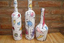 Dekoration af flasker
