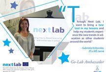 Next - Lab ambassador