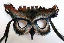 Amy owl masks