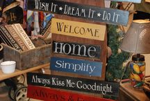 craft show ideas / by Melissa Teaney