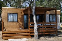 Camping Village Tiliguerta / Tiliguerta is a 4-star camping village in capo Ferrato, Muravera, in South-East Sardinia. Surrounded by a eucalyptus and pine forest the camping overlooks.