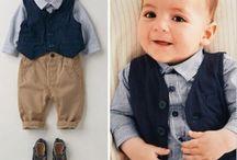 Sebastian christening outfit