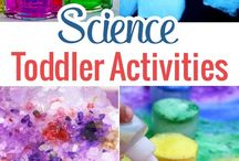 Toddler Science