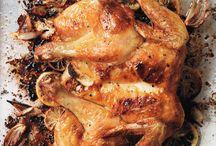 Martha Stewart - Supper recipes