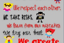Classroom Inspiration / Lesson plans and ideas