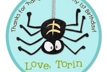 Incy Wincy Spider Party