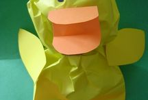 Easter crafts and activities / by Colleen Ryan-Sticco