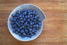 Blueberries info & recipes