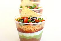 RECIPES: Appetizers & Snacks, SAVORY / by Wendy Epps
