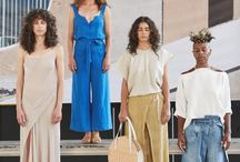 The Seams at NYFW, SS2016 / The Seams shares photos from behind-the-scenes and in-the-stands at various shows New York Fashion Week's spring/summer 2016 women's ready-to-wear collections.