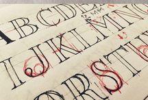 hand letteren