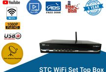 WiFi Set Top Box