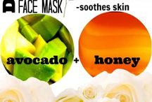 Homemade Facemasks