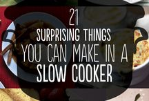 slow cooker / by Debbie Bolton