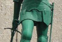 Jeanne d'Arc / f