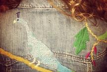 Embroidery. / by Kari Garon