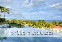 For Sale in Los Cabos / Extraordinary properties for sale in Los Cabos