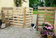 Happy fence building
